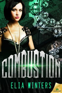 Combustion: Steampunk Erotic Romance