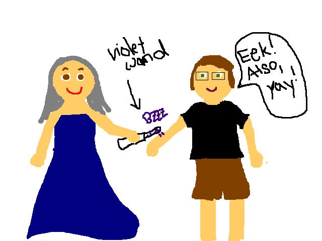 Violet wand seminar