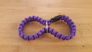 Finished cuffs