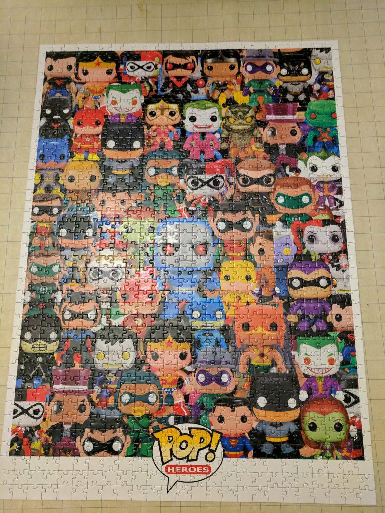funko pop puzzle