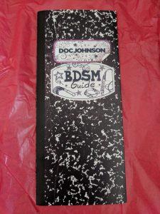 Doc Johnson's BDSM guide
