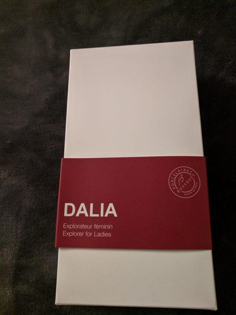 Dalia box front