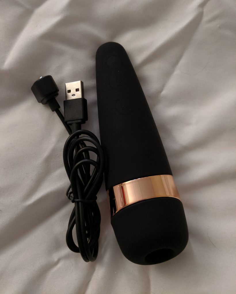 Satisfyer Pro 3 with cord