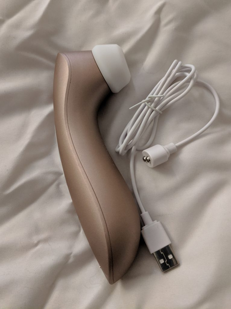 Satisfyer pro 2 with cord