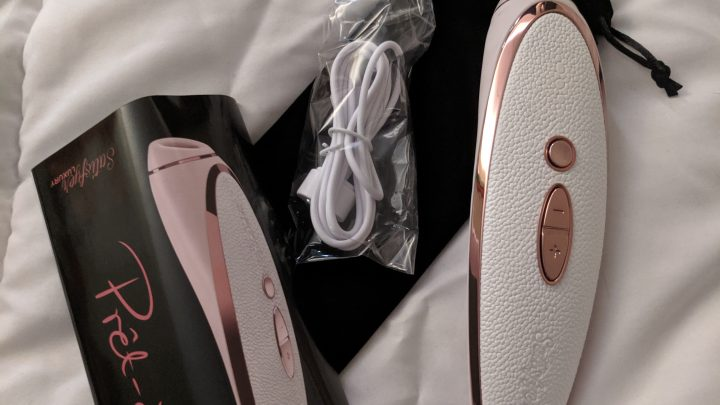Satisfyer Pret-a-Porter With Cord