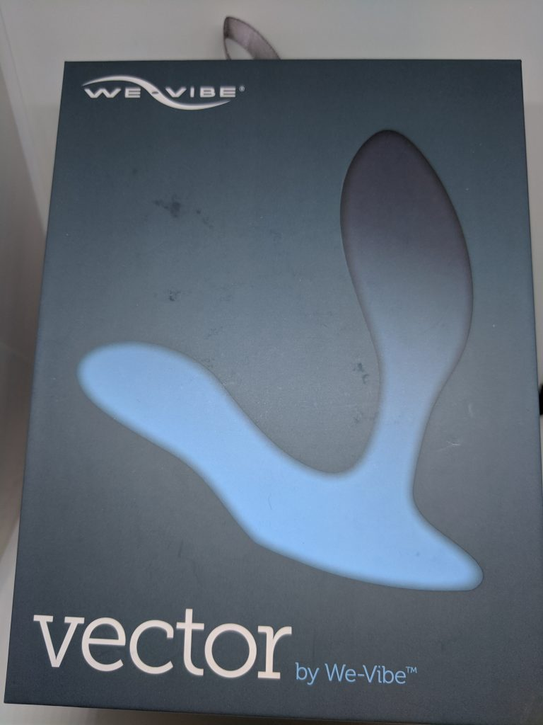 Vector in box