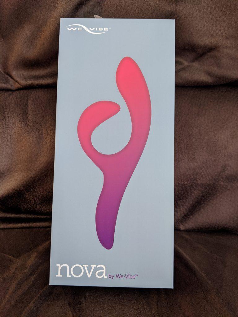 We-Vibe Nova in box