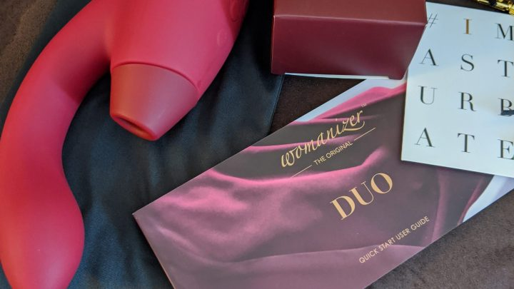 Womanizer Duo accessories