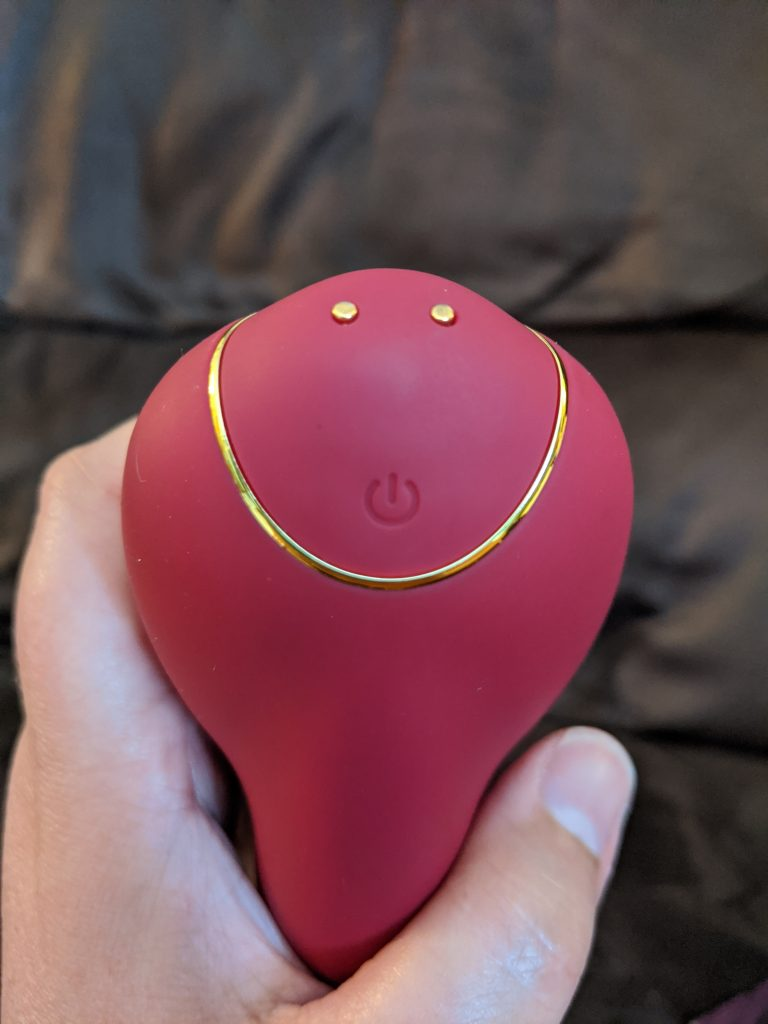 Womanizer duo power button