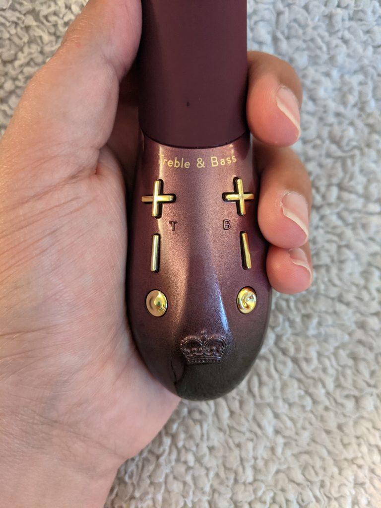 Kurve buttons
